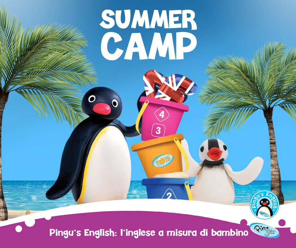 Summer Camp bambini Capriate